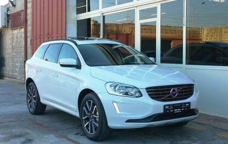 Another Volvo XC60 in our leasing fleet