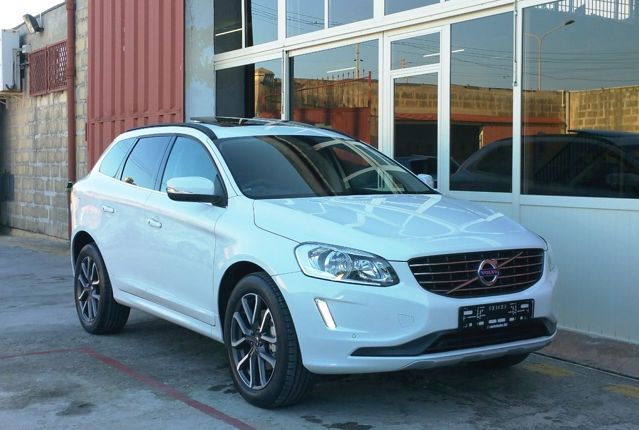 autobahn malta another volvo xc60 in our leasing fleet. Black Bedroom Furniture Sets. Home Design Ideas