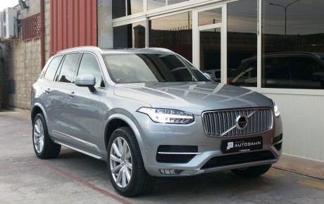 Magnificent brand new Volvo XC90.