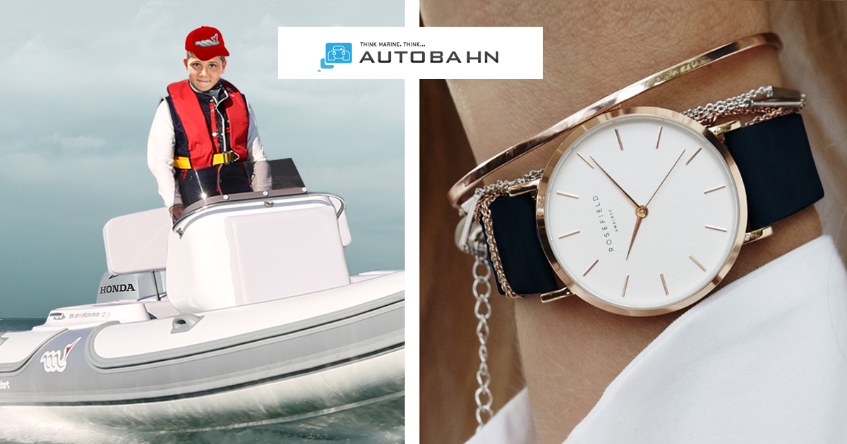 Win a Rosefield Watch | Autobahn Photo Contest
